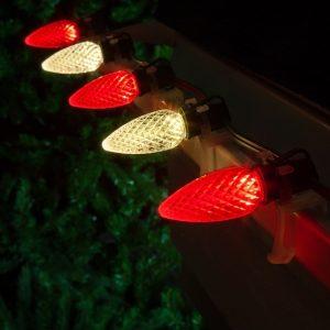 Candy Cane C9 Professional Christmas/Holiday LED Lights
