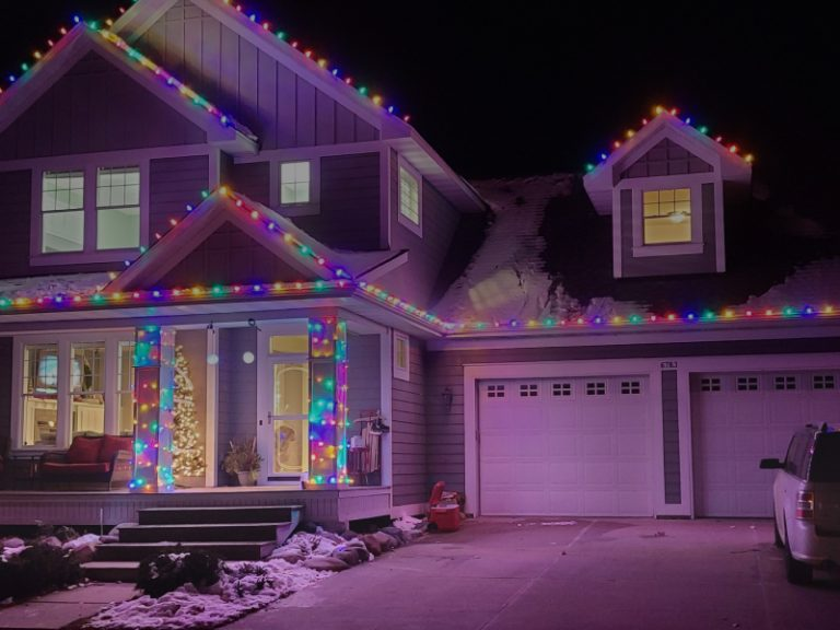 Multi Color Lighting Project